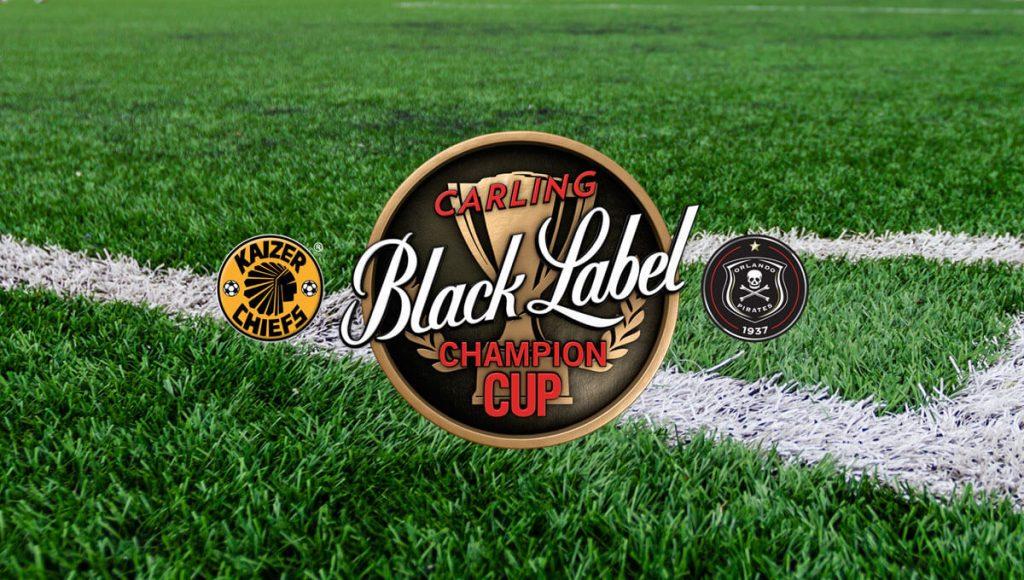black label cup