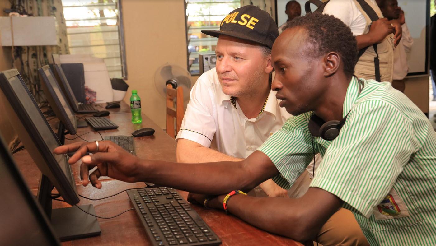 MTN foundation Uganda
