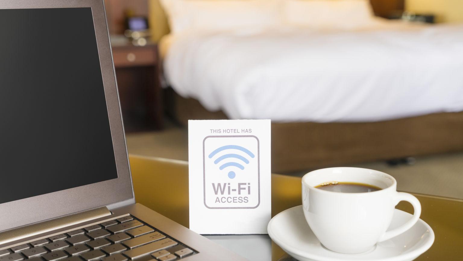 hotel wifi